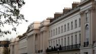 Behörde verbietet Palastbau in London
