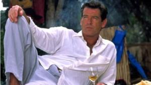 Brosnan zum dritten Mal Bond