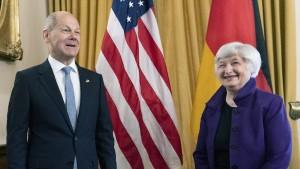Amerika bremst EU-Digitalabgabe
