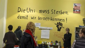 Die Radikalen von der Humboldt-Universität