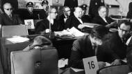 Helmut Schmidt wollte NS-Dokumente nicht