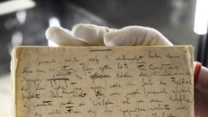 Tauziehen um Kafka und Brod
