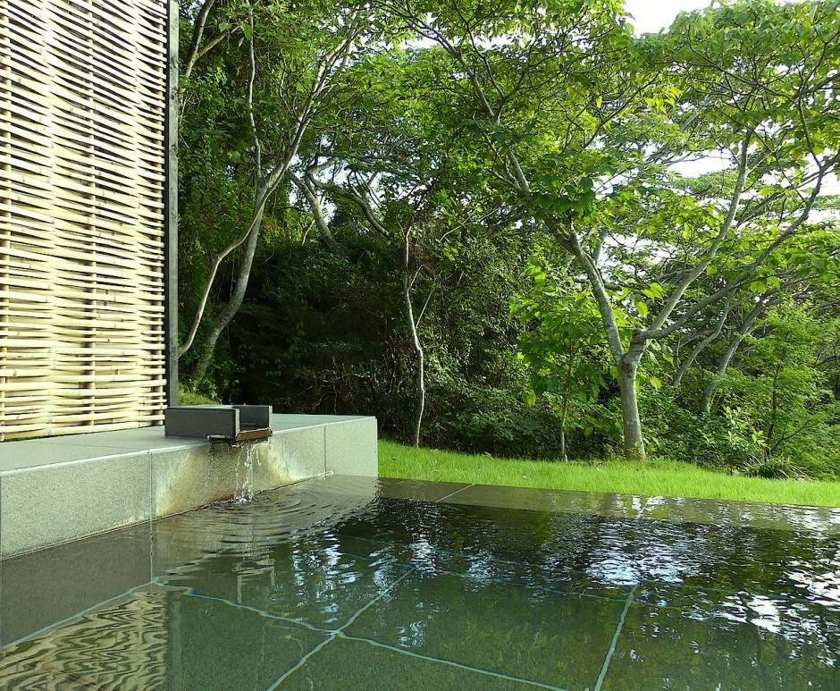 """Das Amanemu-Resort: """"Aman"""" heißt Frieden und """"Emu"""" Glück."""