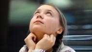 Von ihr und der Klimakrise sprechen nun alle: Greta Thunberg
