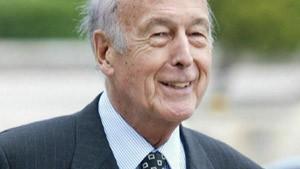 Hauchdünne Mehrheit für Giscard