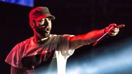 Splatter-Rap mit Grillenzirpen