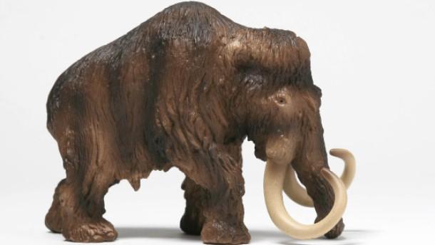 Ein kleines Mammut darf's schon sein