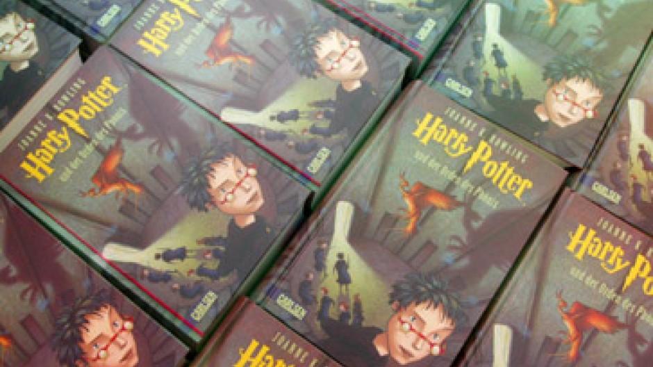 Die Zauberwelt auf Deutsch