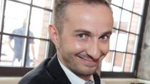 Die subversiv-sympathische Kanaille: Moderator Jan Böhmermann