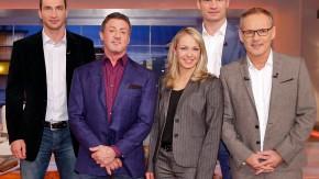 """ARD-Talkshow """"Beckmann"""""""