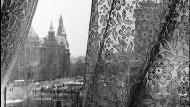 Blick aus dem Hotel Metropol auf den Roten Platz: So wohnten die noblen Gäste. Charlottes und Wilhelms Fenster ging auf die Lubjanka.