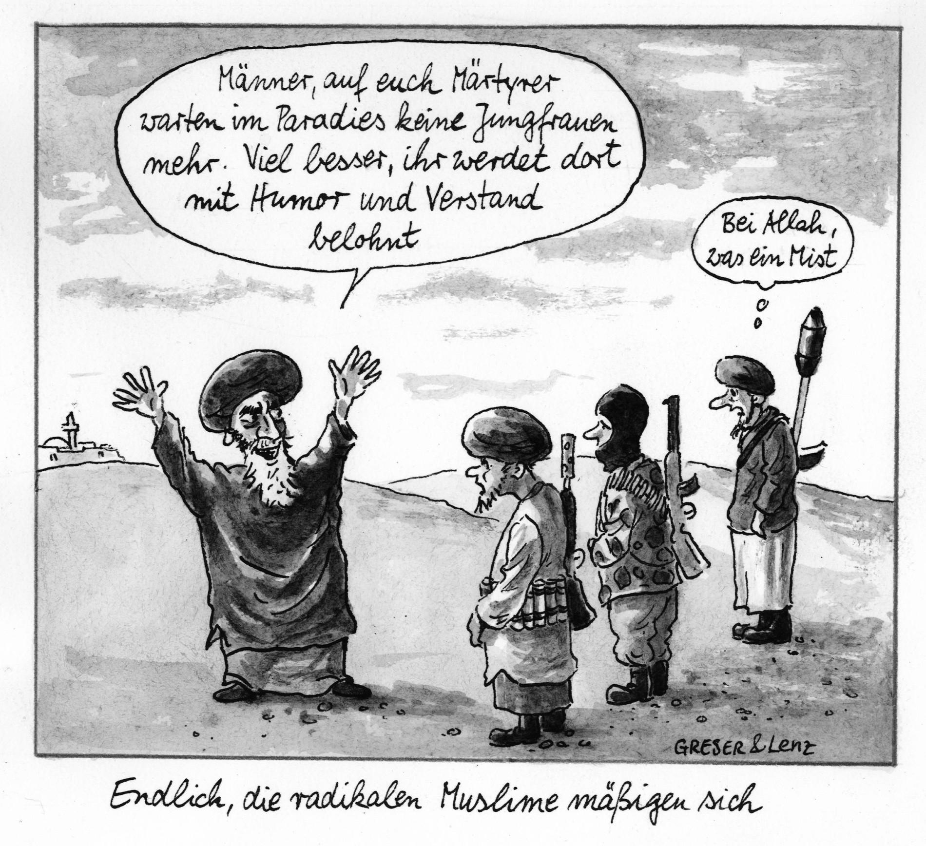 Moslem mehr keine jungfrau Keine Jungfrau