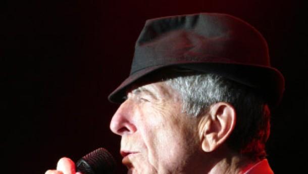 Leonard Cohen tanze mich bis zum Ende der Liebe
