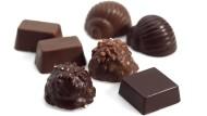 Sie wären überrascht, wie umstürzlerisch diese Schokolade drauf ist.