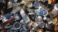 Bei Uhren ist es einfach, Plagiate zu erkennen- in der Gelehrtenpublik braucht es dazu feinere Instrumente