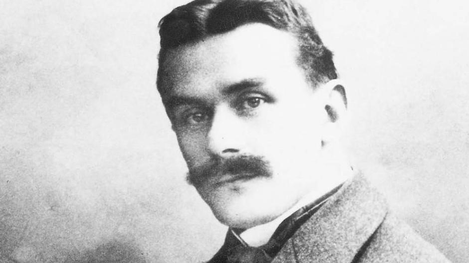 Thomas Mann im Jahr 1905