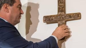 Wir sind die mit dem Kreuz
