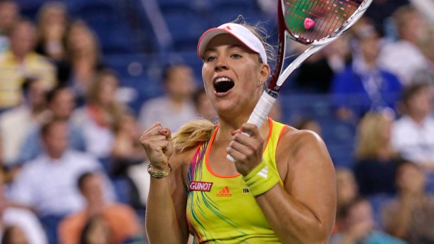 Kerber besiegt Williams