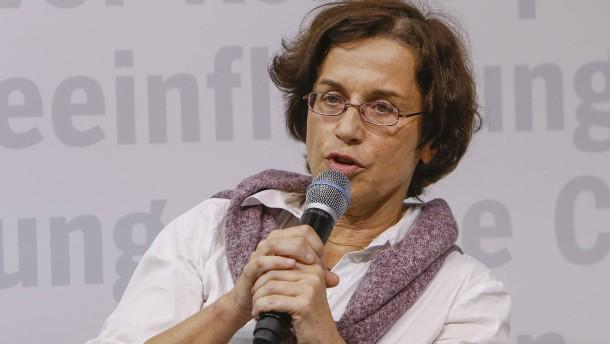 Disziplinarverfahren gegen Cornelia Koppetsch