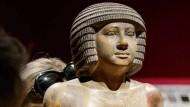 Ägyptens Botschafterin gehört ins Museum