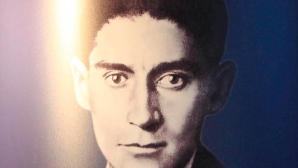 Fraz Kafka Ausstellung EU