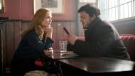Müssen erst zueinander finden: Cormoran Strike (Tom Burke) und Robin Ellacott (Holliday Grainger)
