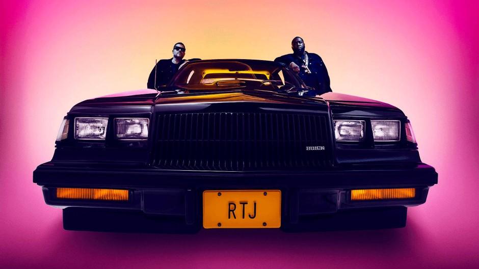 """Böse Jungs und ein Buick: Cover-Art zum vierten Album von """"Run The Jewels"""""""