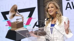 Chefin von Grammy-Akademie beurlaubt