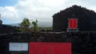 Als hätte jemand das Land mit Kaffeepulver bepudert: Die dunkle Farbe der Lava prägt die Azoren