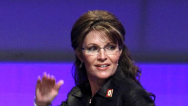 Sarah Palin tritt als Gouverneurin zurück