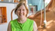 Susanne Horn ist die Geschäftsführerin von Lammsbräu