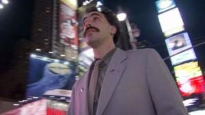 """Nur in 800 Kinos: """"Borat"""" kommt auf Zehenspitzen nach Amerika"""