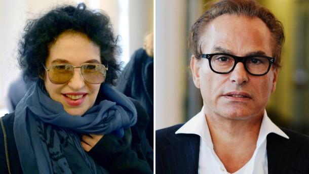 Barlach zieht Klage gegen Suhrkamp-Chefin zurück