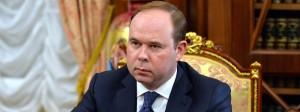 Anton Waino: Chef der russischen Präsidialverwaltung und mutmaßlicher Erfinder der Zukunftsmaschine Nooskop.