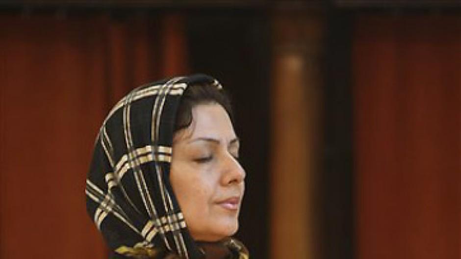 Weihnachtsgebet in der Teheraner Kirche St. Grigor