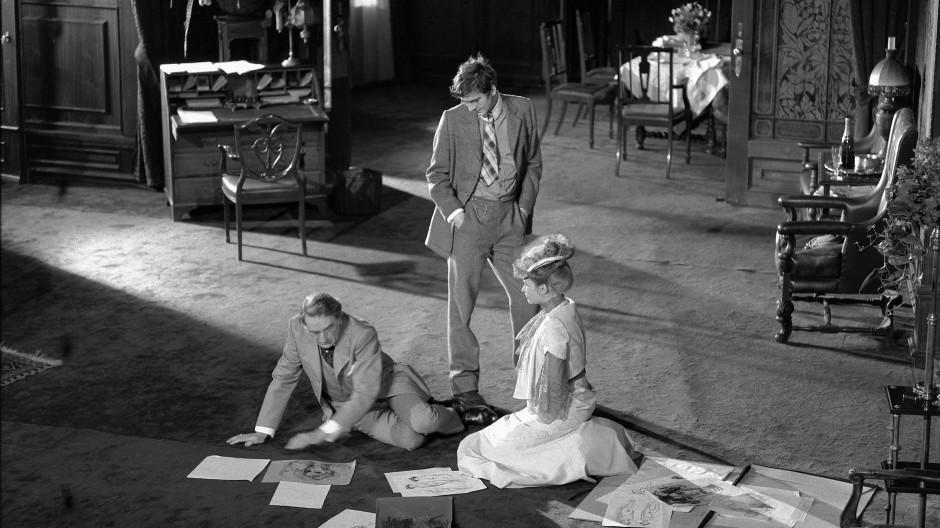 Theaterregisseur Rudolf Noelte wird 100