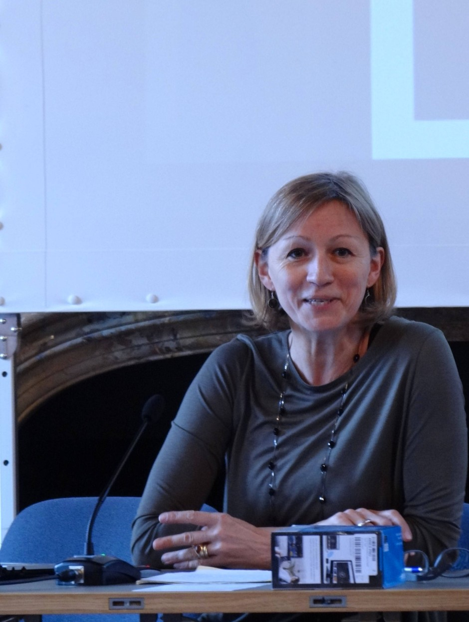 Seit 2008 Professorin für Medienwissenschaft an der Universität Konstanz: Beate Ochsner