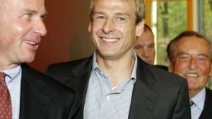 """Uli Hoeneß wird Klinsmanns """"Chefberater"""""""