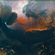 """Eine von vielen Darstellungen der Apokalypse: Der Brite John Martin malte """"Der große Tag seines Zorns"""" um 1853."""