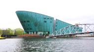 Volle Fahrt voraus: das Nemo, ein von Renzo Piano entworfenes Technologie-Museum in Amsterdam