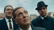 "Robert De Niro, Al Pacino und Ray Romano in ""The Irishman"""