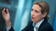 Landgericht weist Weidels Unterlassungsantrag zurück