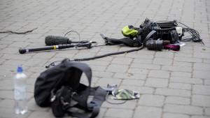 Ken Jebsen nutzte Studio des attackierten Kamerateams