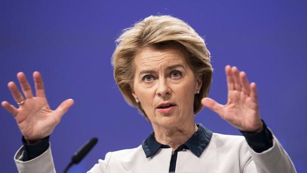Wie die EU-Kommission bei Grenzöffnungen mitreden will