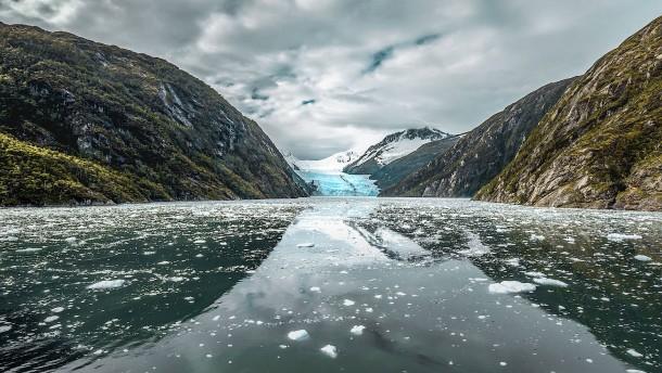 Die Berge verlieren immer schneller ihr Eis