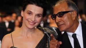 Verbot für Kiarostamis Copie Conforme