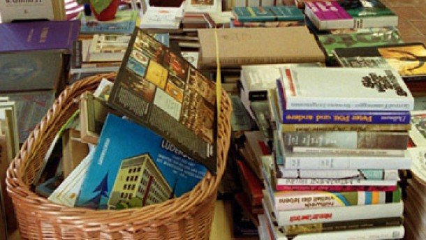 Sommerschlußverkauf der Weltliteratur