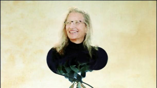 Können Sie die Seele fotografieren, Mrs. Leibovitz?