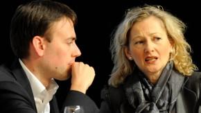Kultusministerin Warminski-Leitheusser tritt zurueck