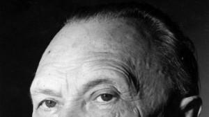 Adenauers Entdecker